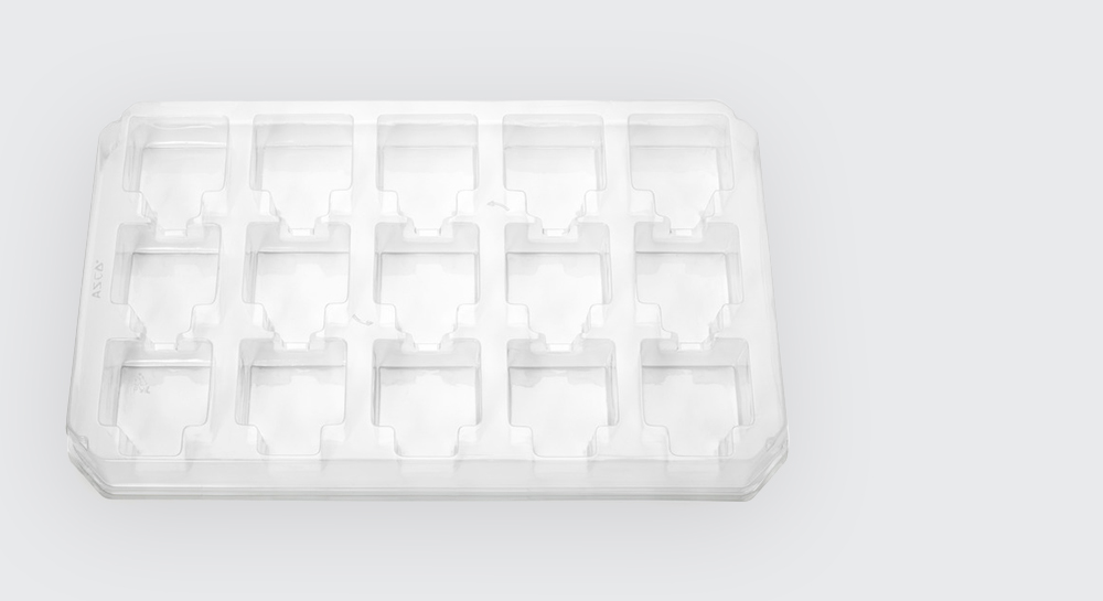 VisiPak | ASCO Valves Thermoformed Stacking Trays - Case Study